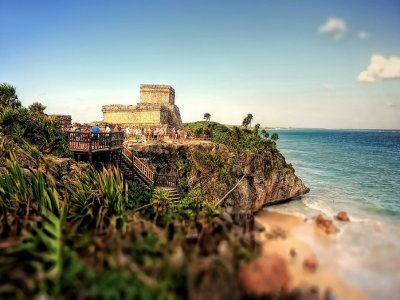 Tulum Tour with adventure activities in cenotes