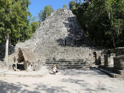 Tour to Coba and Mayan community experience