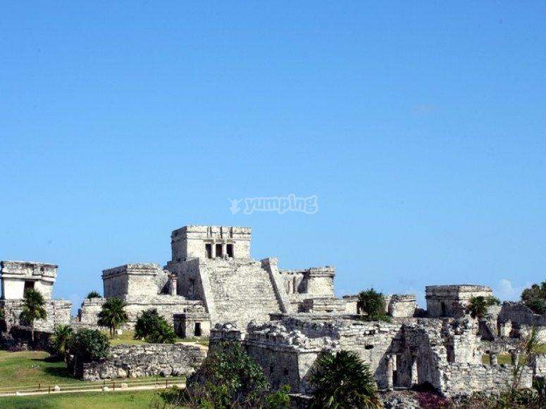ciudad prehispanicas