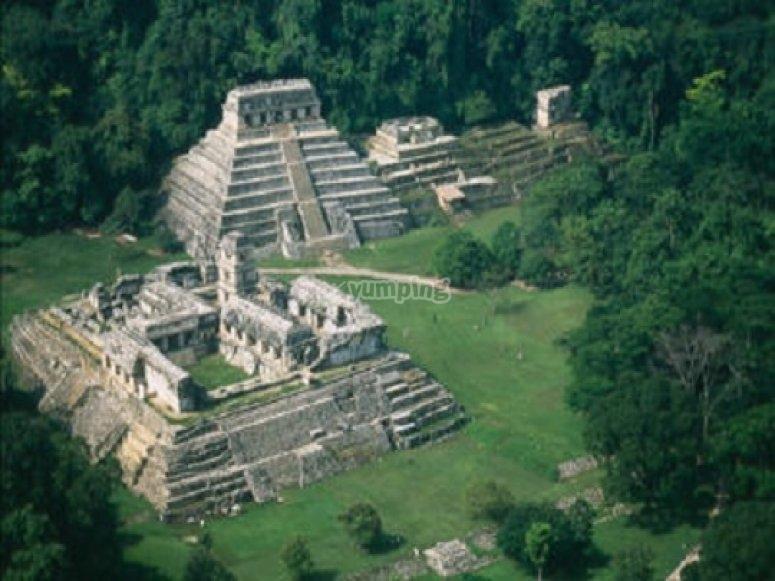 The archaelogical area