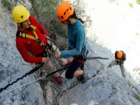 learning to rappel