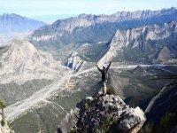 mountain can walk