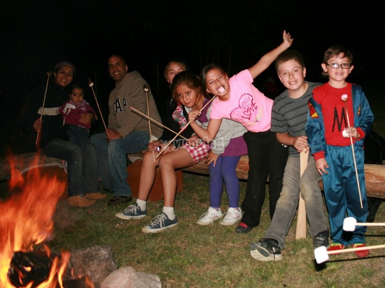 Campfire for all ages