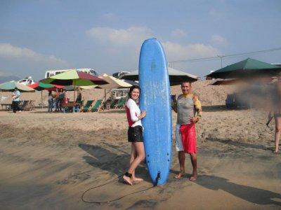 Colima Surfing Academy Surf