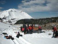 Expedition 4x4 Pico de Orizaba