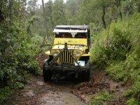 Exploring difficult roads