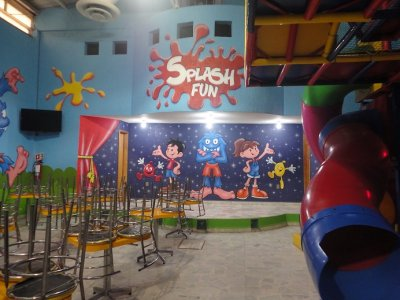 Fiesta infantil 75 personas con Taquiza en Coapa