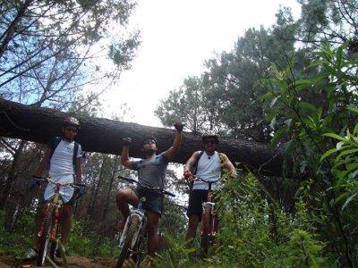 Ruta de Ciclismo de Montaña 3 hrs en Malinalco