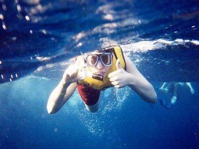 Tour a Cozumel y snorkel en arrecifes de coral