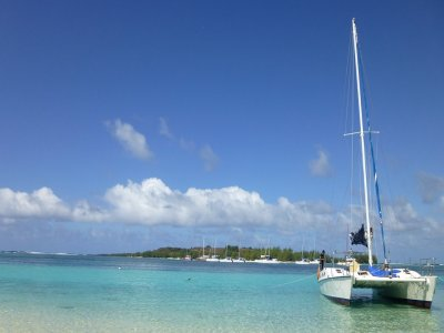 Boat trip to Isla Mujeres + shopping tour