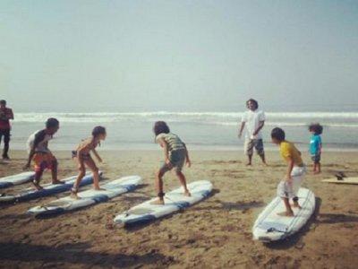 5 Surf classes. Acapulco.