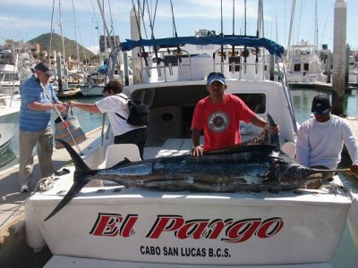 Pargo Sport Fishing