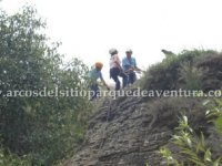 Instructores en descensos