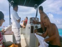 boat trips cancun