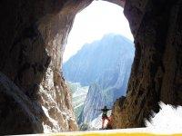 Adventure in Nuevo León cave
