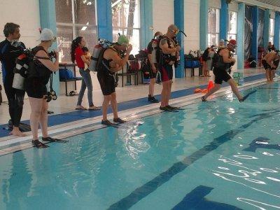 2 months diving course in Tlalnepantla