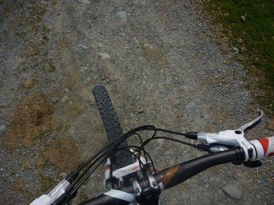 Uso de pista de ciclismo 30 minutos Valle de Bravo