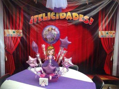 Paquete Básico fiesta infantil Domingo en Coyoacán