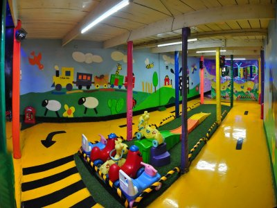 Kids party room  for 75 guests