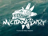 Mictlan Surf School Paddle Surf