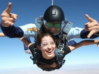 Parachute in Baja California