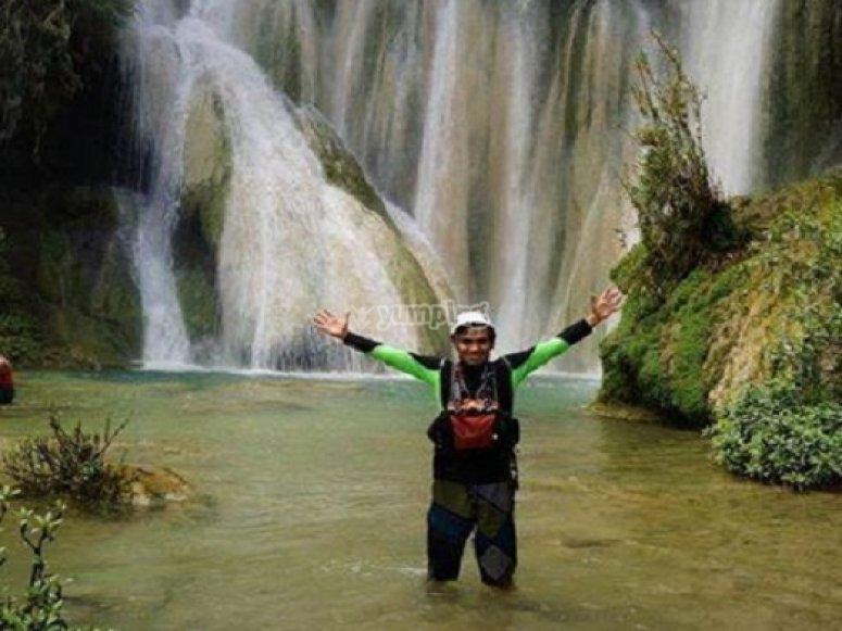 Cascades of Morelos
