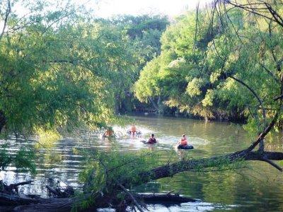 Campamento y tubing cerca de Cuernavaca