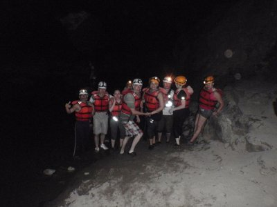 Caving session and rappel from Cuernavaca