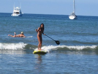 Surf N Roll Paddle Surf