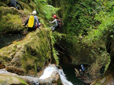 Cuetzalan Adventures Cañonismo