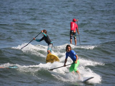 Coral Reef Surf Paddle Surf