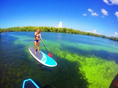 360 Surf Lessons Paddle Surf