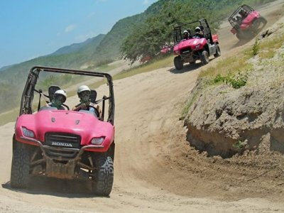 2h tour on a two-seater ATV, Los Cabos desert