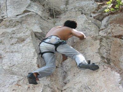 Muro Escalada La Cueva Escalada
