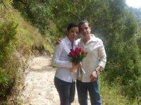 Un paseo romantico
