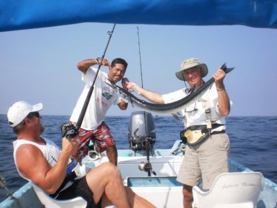 Pesca Deportiva en Puerto Vallarta de 7 horas