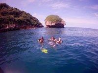 Excursión de snorkel 6 horas a las Islas Marietas