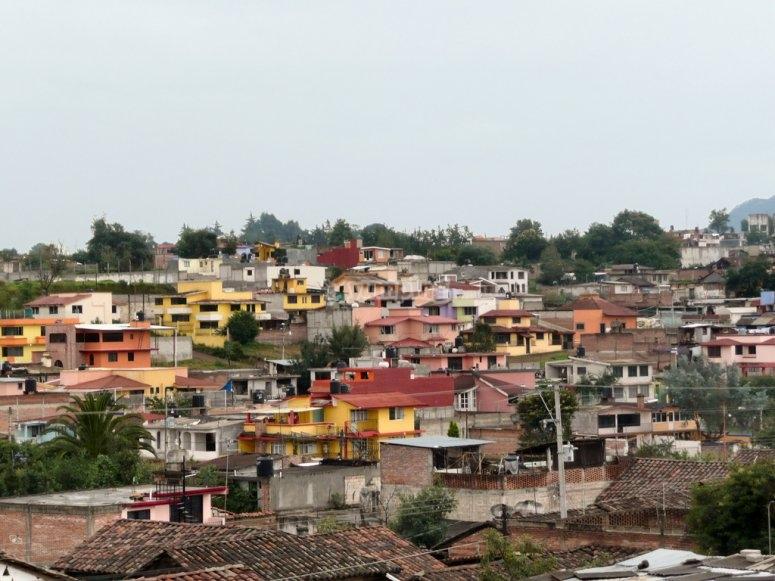 Pueblo de Zacatlán