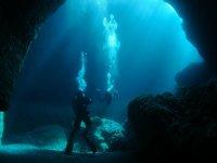 Coronado cave diving