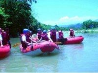 Rafting on the river.JPG