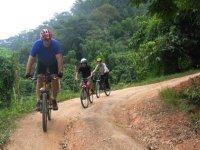 Mountain biking routes