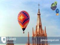 Flying in San Miguel de Allende