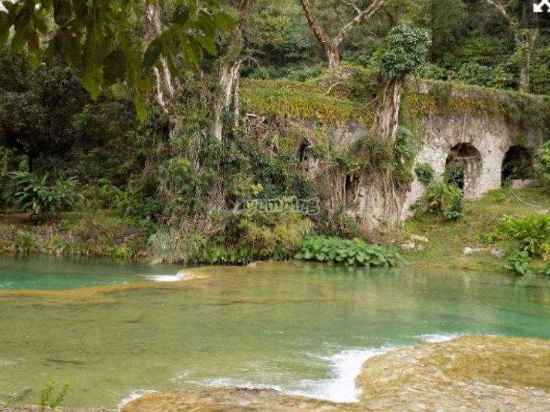 Puente de Dios Huasteca