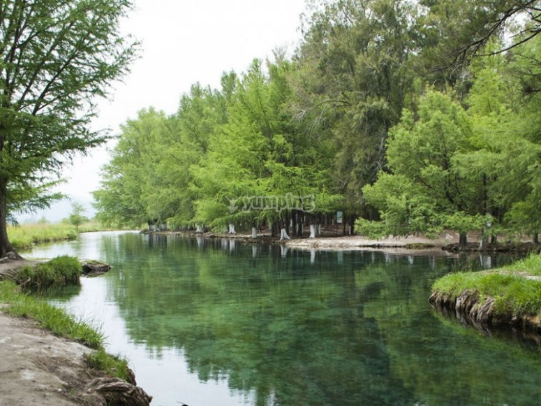 Crescent Lagoon