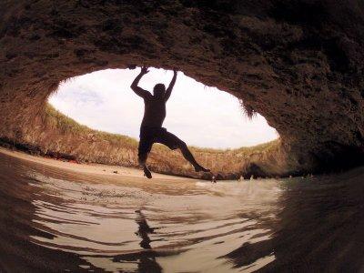 Excursión snorkel a Islas Marietas desde Vallarta