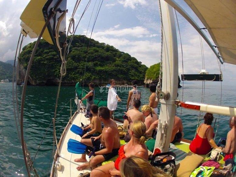 navegando los arcos