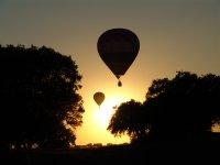 Balloon flight in San Miguel de Allende 1 hour