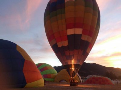 Private Balloon Flight for Couples 1h
