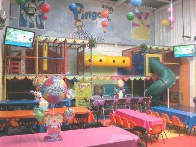 Renta salón infantil en Portales Norte 4 horas