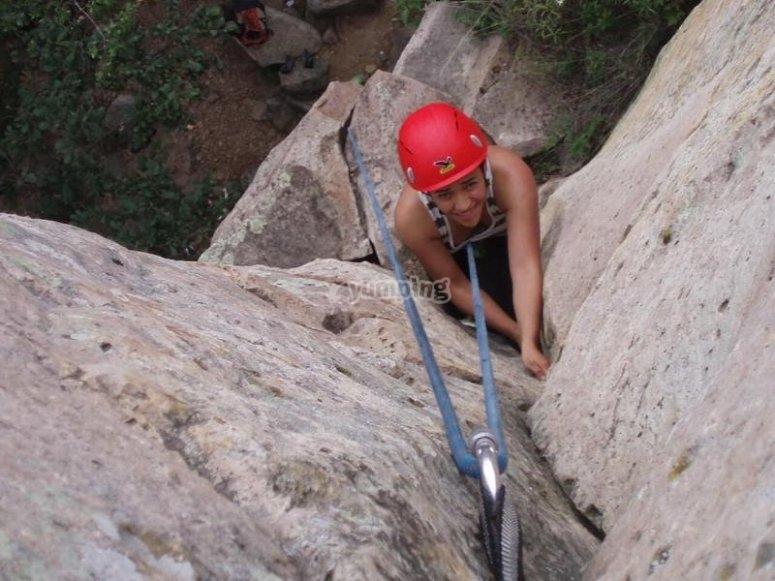 Aculco climbing